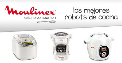 Los mejores robots de cocina moulinex agosto 2018 for Robot de cocina autocook