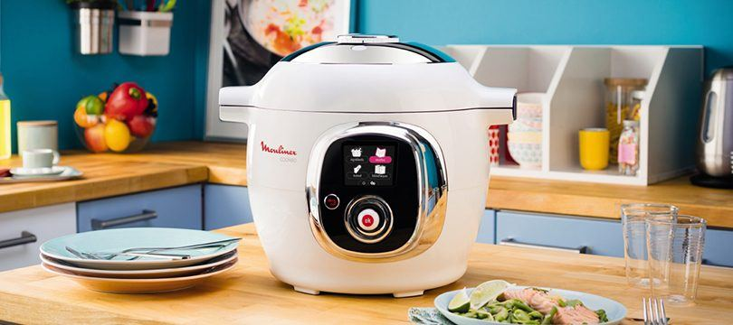 Robot cocina moulinex maxichef advanced