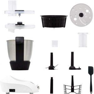 accesorios del robot ChefBot Compact de IKOHS