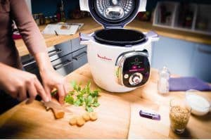 robot de cocina Cookeo de Moulinex