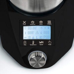 controles del robot ChefBot Compact de IKOHS
