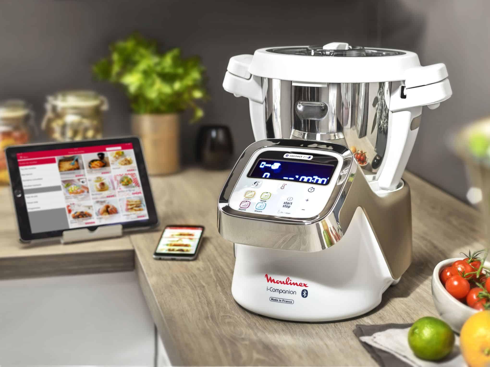 Los Mejores Robots De Cocina Moulinex La Marca Lider