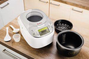 robot de cocina y accesorios