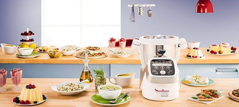 El Robot De Cocina Companion De Moulinex En El Top 3