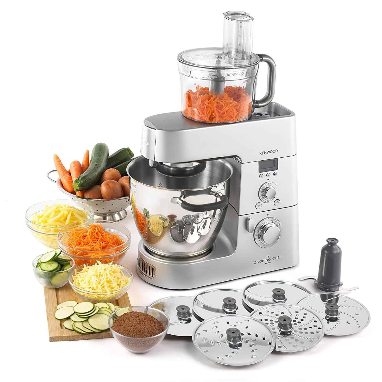 Muy dulces mejores robot de cocina cocinas muy dulces for Mejores robots de cocina