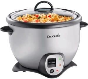 cocedor de arroz crock pot