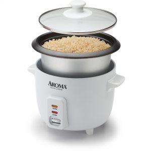 piezas de un cocedor de arroz