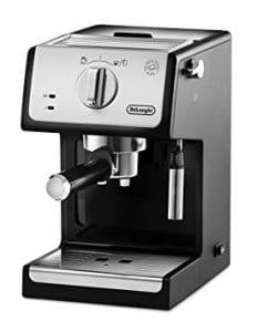 Cafetera expreso moderna