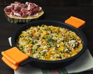 cazuela para risotto