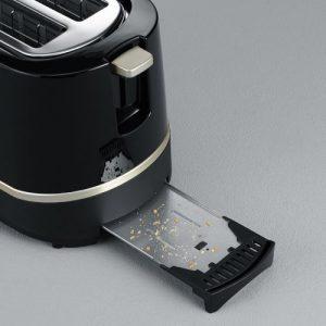 limpiar una tostadora