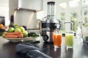 licuadora de frutas y verduras