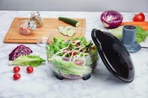 centrifugadora para ensalada moderna