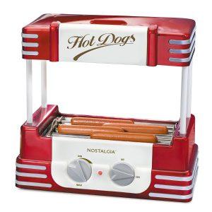 máquina de perritos calientes para salchichas