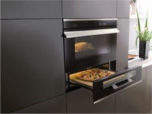 horno encastrable con funcionalidades