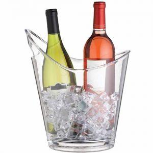 cubo de champán o vino