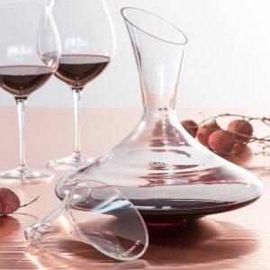 decantador de vino grande