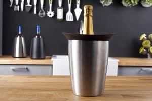 cubo de champán simple