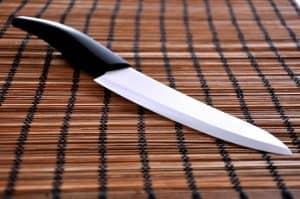 cuchillo de cerámica