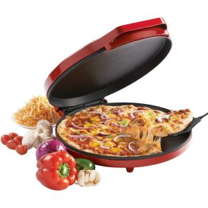 horno para pizza eléctrico plano