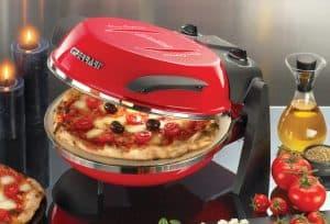 horno para pizza eléctrico pequeño