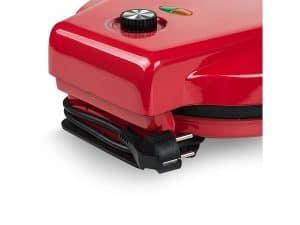 detalles de un horno para pizza eléctrico