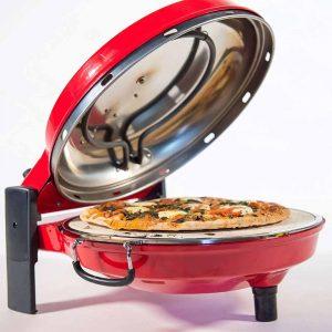 horno para pizza eléctrico