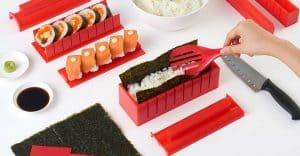 kit de preparación de sushi