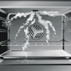 limpiar un horno encastrable