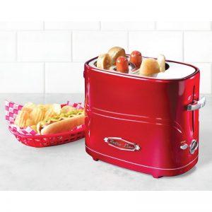 máquina de perritos calientes moderna