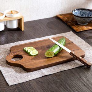 tabla de cortar elegante