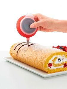 utensilio de pastelería para decorar