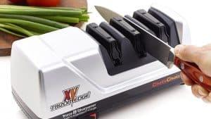 afilador de cuchillos eléctrico