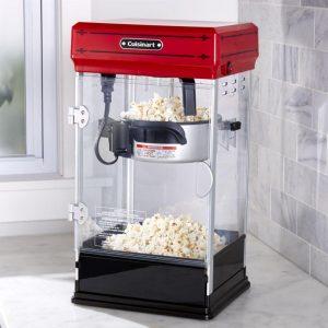 máquina para hacer palomitas compacta
