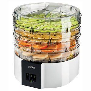 deshidratador de alimentos compacto