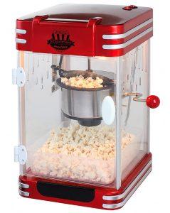 máquina para hacer palomitas moderna