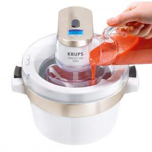 máquina de helado krups
