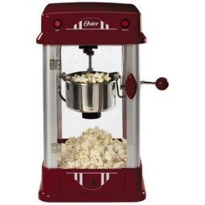 máquina para hacer palomitas robusta