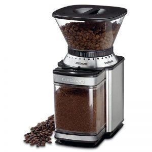 molinillo de café espacioso