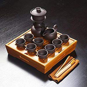 juego de té o café compacto