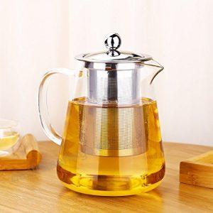 jarra de té helado compacta