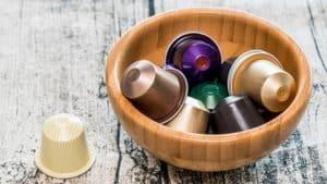 capsulas de café de sabores