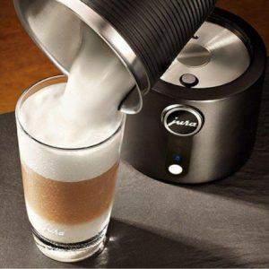 espumador de leche para café
