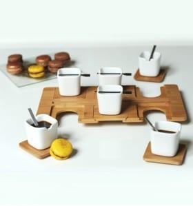 juego de té o café moderno
