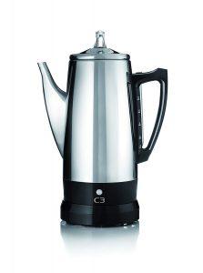 percolador de café combinado
