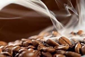 olor a café tostado