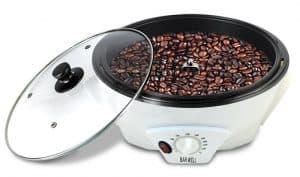 tostador de café eléctrico